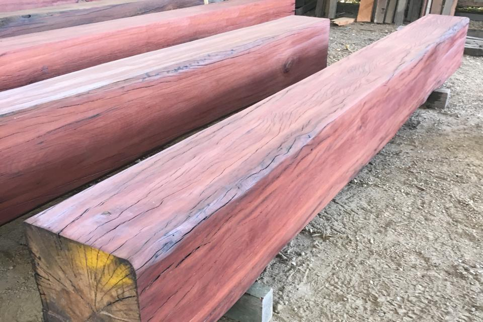 Turpentine for Beams n Pergola
