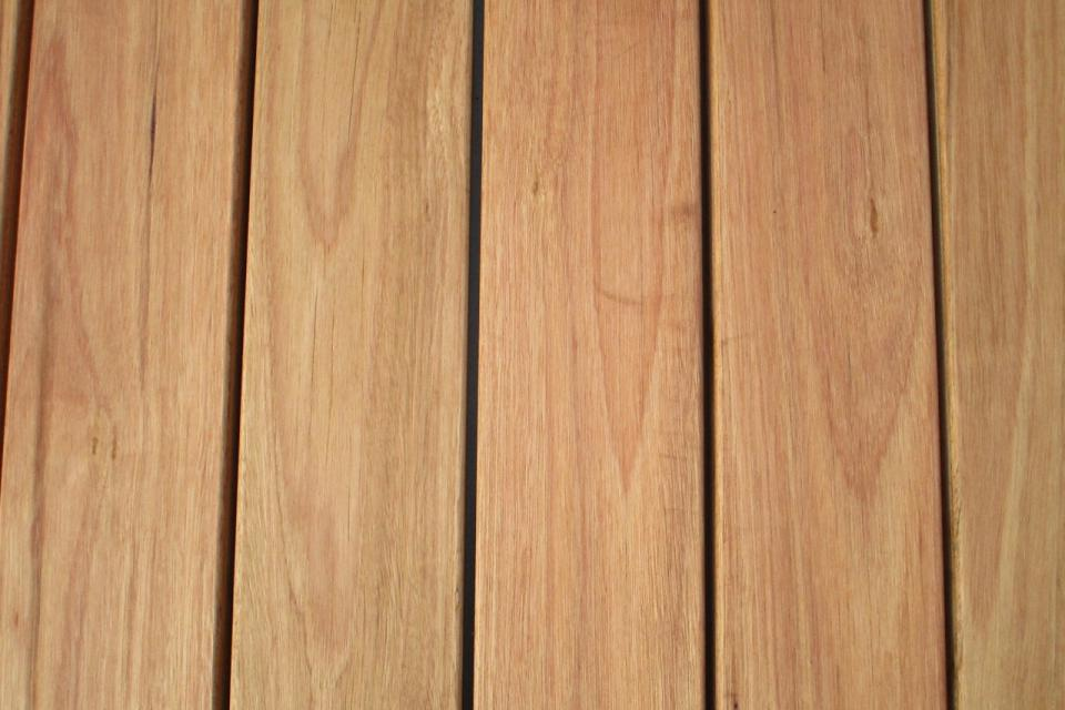 Blackbutt decking for Best timber for decking