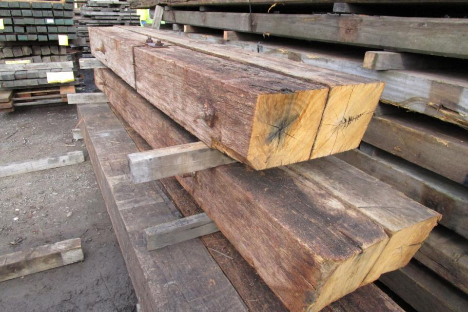 Timber posts for sale melbourne timbersearch for Reclaimed timber beams