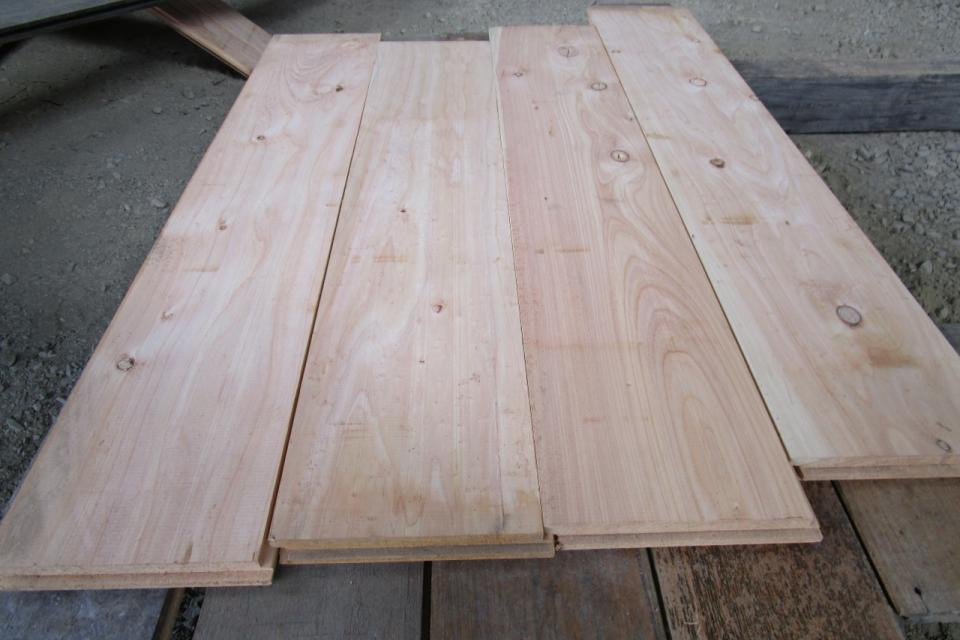 New & Second Hand Timber For Flooring