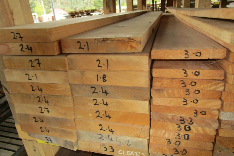 Cypress Macrocarpa For Joinery & Furniture Use