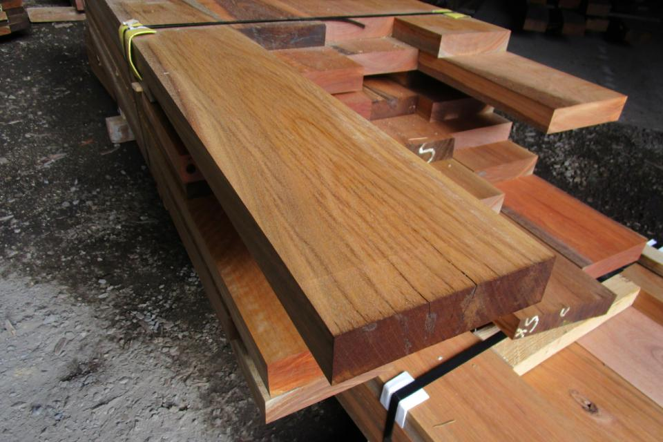 Spotted Gum Beams