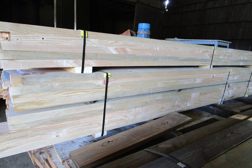 Cypress Macrocarpa For Furniture Timber